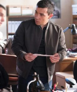 Conrad Ricamora How to Get Away with Murder Cotton Jacket