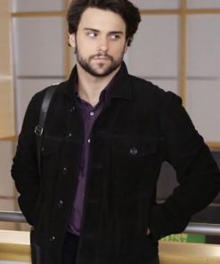 Connor Walsh How to Get Away with Murder Cotton Jacket