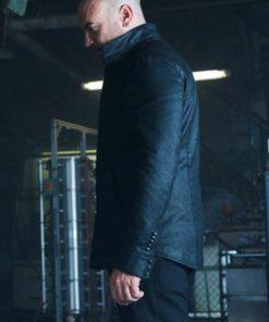 Alan Van Sprang Shadowhunters Leather Jacket