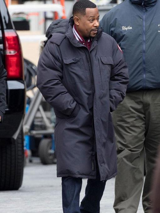 Detective Marcus Burnett Coat