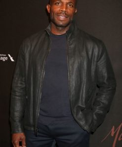 Billy Brown How to Get Away with Murder Leather Jacket