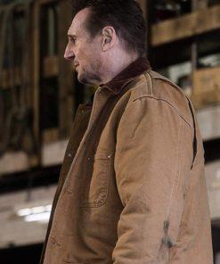 Cold Pursuit Nelson Coxman Cotton Jacket