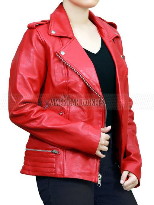 Riverdale Cheryl Blossom Serpent Jacket