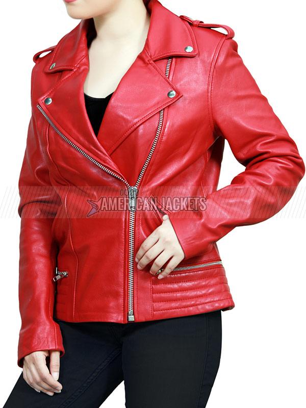 a8da64690d7e Cheryl Blossom Southside Serpent Jacket - Just American Jackets