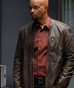 Damon Wayans Lethal Weapon Leather Jacket