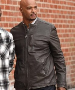Roger Murtaugh Lethal Weapon Brown Jacket