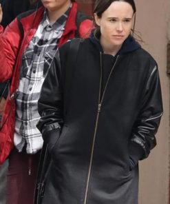 Ellen Page Jacket from The Umbrella Academy