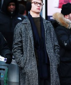 Ansel Elgort The Goldfinch Theodore Decker Coat
