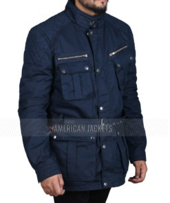 John Wick 2 Cassian Cotton Jacket