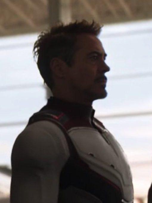 Avengers Endgame Costume Leather Jacket