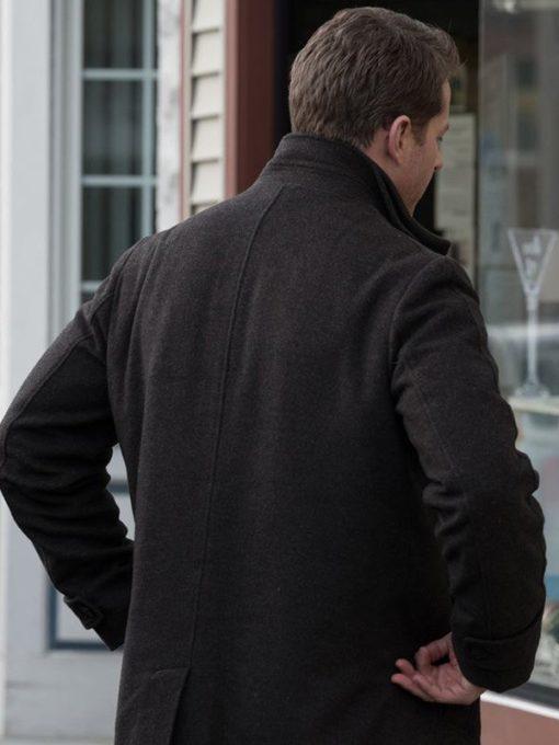 Josh Dallas Manifest Black Jacket