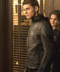 Gotham Bruce Wayne Leather Jacket