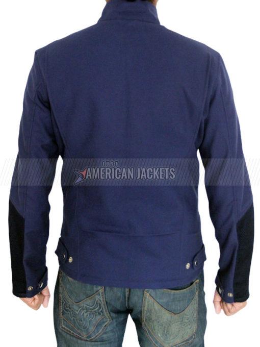 Steve Rogers Captain America Jacket