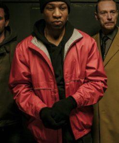 Johnathan Majors Captive State Jacket