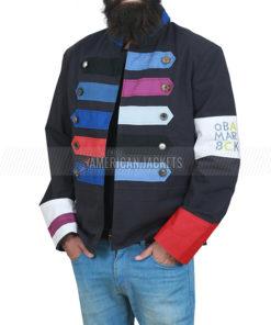 Viva la Vida Multi Color Jacket