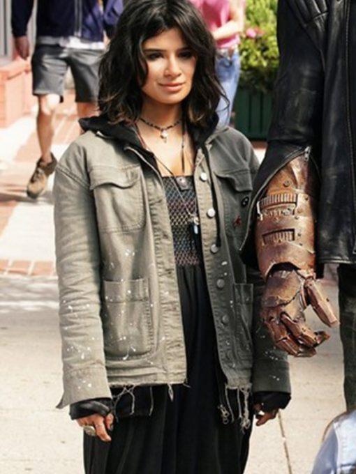 Doom Patrol Diane Guerrero Jacket