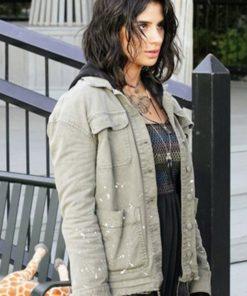 Diane Guerrero Doom Patrol Crazy Jane Cotton Jacket