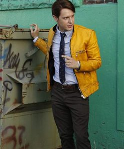 Dirk Gently's Real Leather Jacket