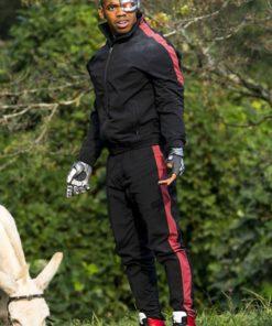 TV Series Doom Patrol Cyborg Black Jacket
