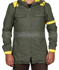 Twenty One Pilots Jumpsuit Trench Album Hoodie