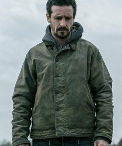 James Ransone Captive State Cotton Jacket