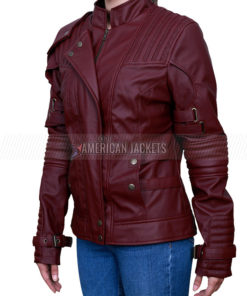 Womens Star Lord Guardians of the Galaxy 2 Jacket