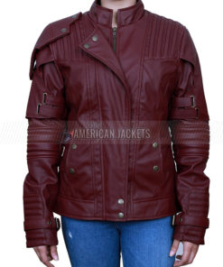 Chris Pratt Guardians of The Galaxy 2 Jacket for Women