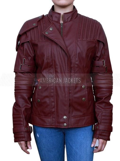 Chris Pratt Guardians of The Galaxy 2 Jacket for Women