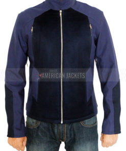 Captain America Blue Jacket
