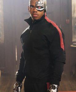 Doom Patrol Cyborg Black Jacket
