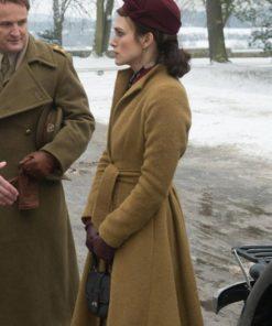 Rachael Morgan The Aftermath Brown Coat