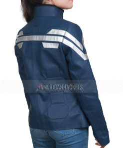 The Winter Soldier Steve Rogers Jacket for Women