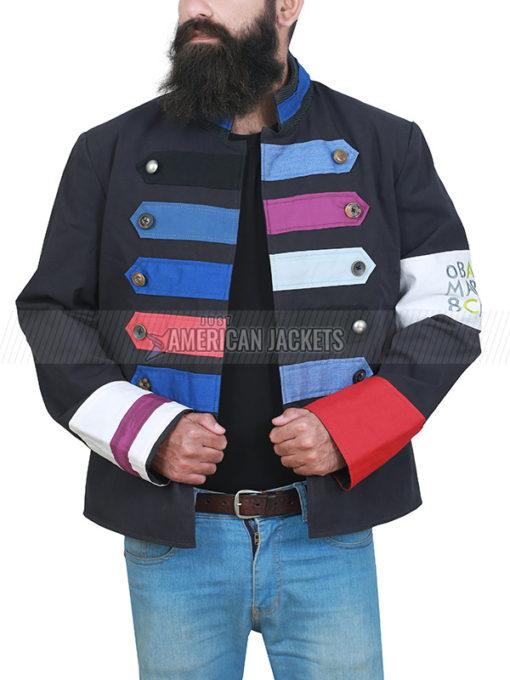 Viva La Vide Cotton Jacket