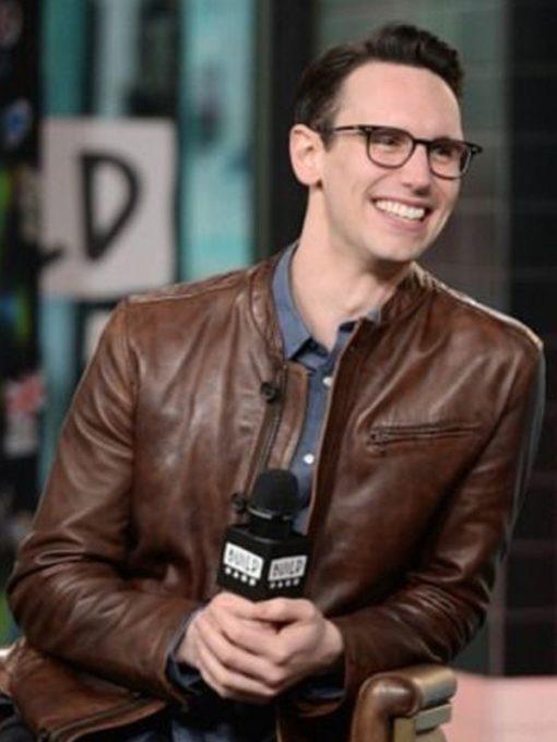 Cory Michael Smith Gotham Jacket
