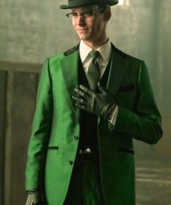 Smith Gotham Cory Michael Green Blazer Suit