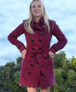 Reese Witherspoon Big Little Lies Madeline Martha Mackenzie Coat