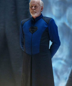 Ian McElhinney Krypton Val El Log Blue Coat