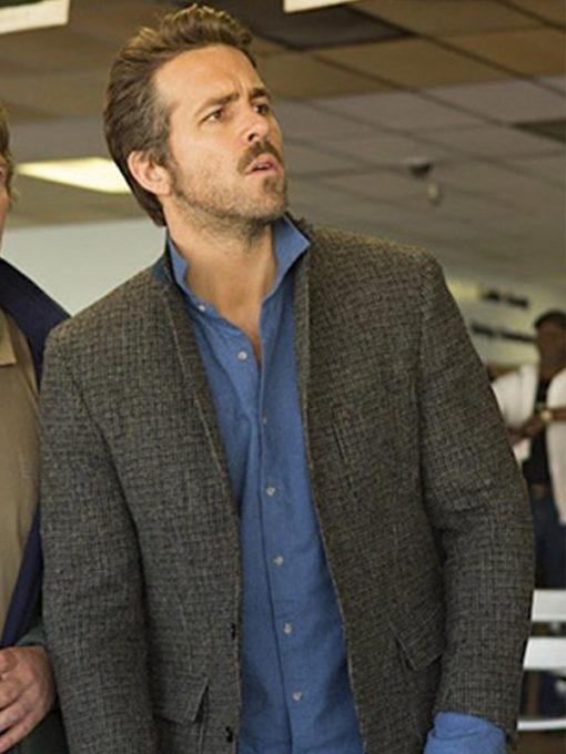 Mississippi Grind Ryan Reynolds' Tweed Jacket