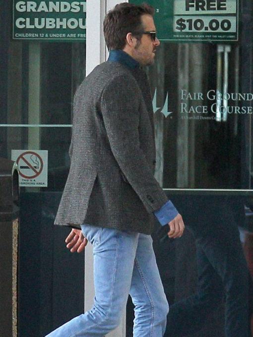 Ryan Reynolds Mississippi Grind Curtis Coat