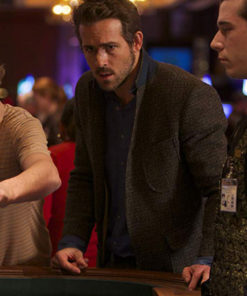 Mississippi Grind Ryan Reynolds Coat