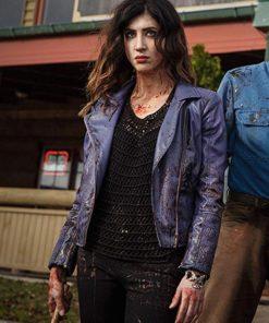 Ash vs Evil Dead Dana De Lorenzo Leather Jacket