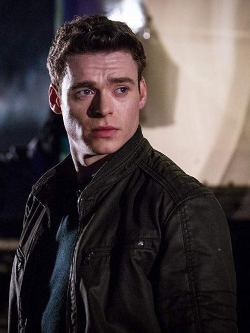 TV Series Bodyguard David Budd Cotton Jacket