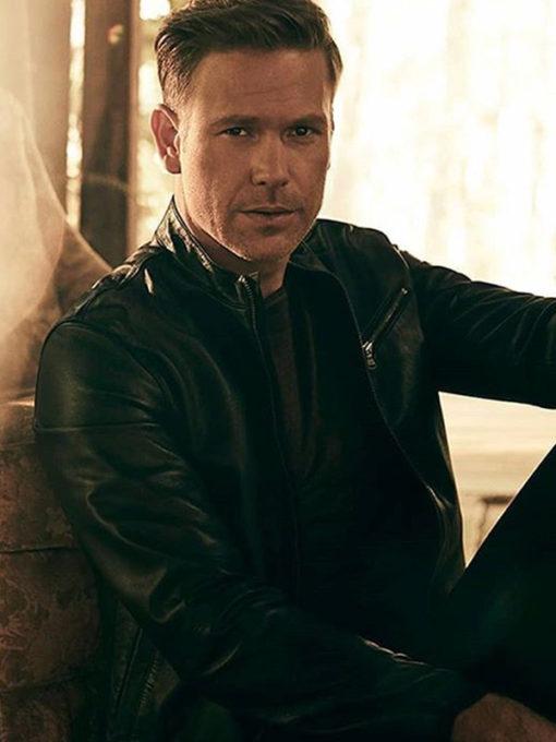 Tv Series Legacies Matthew Black Leather Jacket