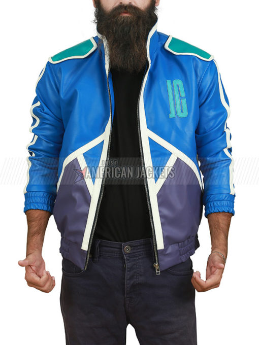 Mortal Kombat 11 Johnny Cage Jacket
