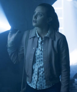 TV Series Riverdale Lili Reinhart Leather Jacket
