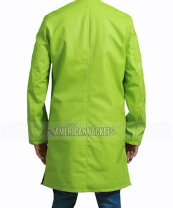 Dragon Ball Super Broly Vegeta Green Jacket