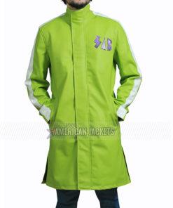 Dragon Ball Super Broly Goku Jacket