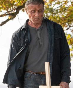 Rambo The Last Blood Jacket