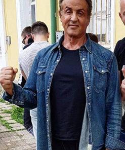 Rambo Last Blood Denim Jacket