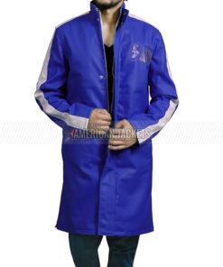 Dragon Ball Super Broly Vegeta Sab Jacket Goku Blue Jacket